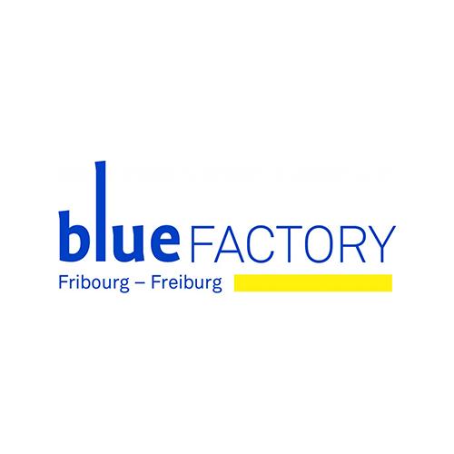 Logo partenaire Bluefactory