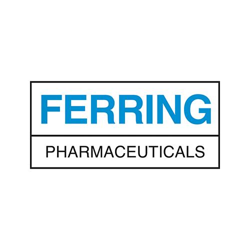Logo partenaire Ferring