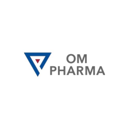 Logo partenaire Ompharma