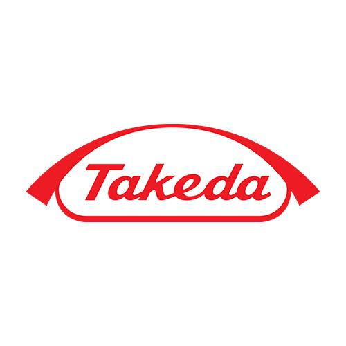 Logo partenaire Takeda