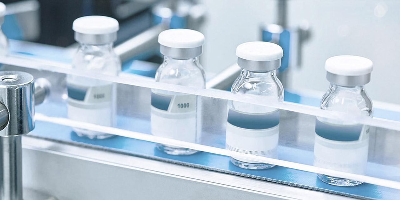 Secteur activité - Biotech - Flacons